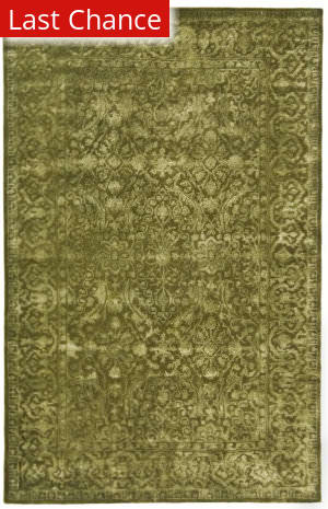 Rugstudio Sample Sale 61155R Sage / Sage Area Rug