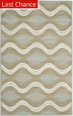 Rugstudio Sample Sale 66420R Blue / Multi Area Rug