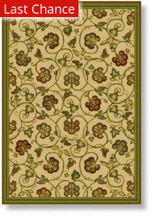 Rugstudio Famous Maker 38116 Natural Area Rug