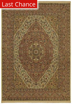 Shaw Tommy Bahama Home-Olefin Royal Retreat Copper-05810 Area Rug
