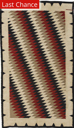 Rugstudio Sample Sale 37327R N-21 Area Rug