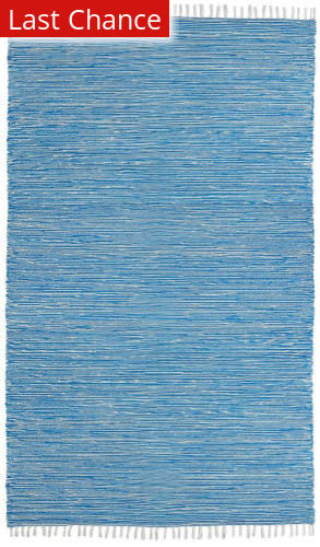 Rugstudio Sample Sale 180649R Aqua Area Rug