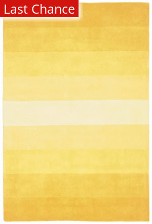 Rugstudio Sample Sale 180595R Yellow Area Rug