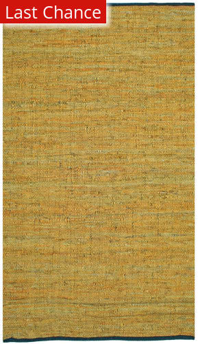 Rugstudio Sample Sale 180718R Gold Area Rug