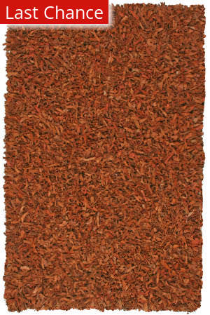 Rugstudio Sample Sale 180742R Copper Area Rug
