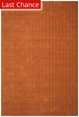 Rugstudio Sample Sale 180751R Copper Area Rug