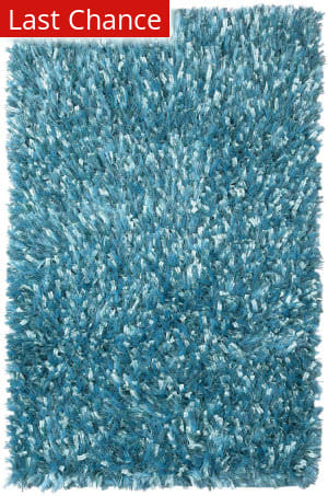 Rugstudio Sample Sale 180801R Aqua Area Rug