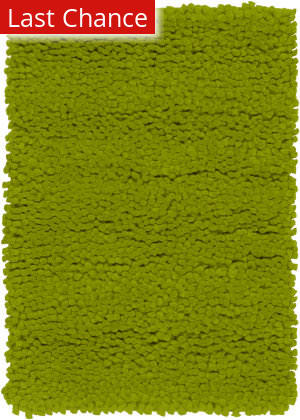 Rugstudio Sample Sale 136868R Lime Green Area Rug