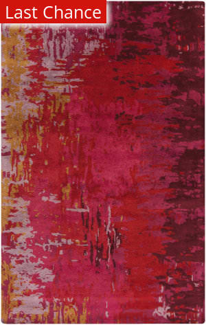 Rugstudio Sample Sale 106162R Cherry Area Rug