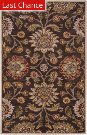 Rugstudio Sample Sale 56458R Burgundy Area Rug