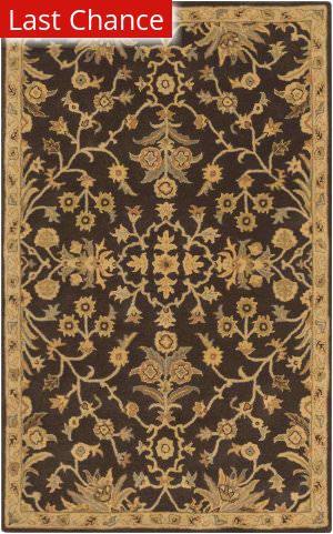 Rugstudio Sample Sale 110955R Gold Area Rug