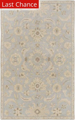 Rugstudio Sample Sale 132203R Slate Area Rug