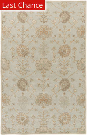 Rugstudio Sample Sale 132204R Moss Area Rug