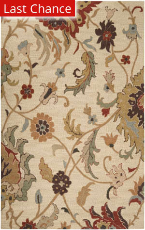Rugstudio Sample Sale 56484R Beige Area Rug