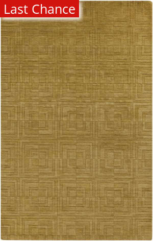 Rugstudio Sample Sale 88234R Citrine Area Rug