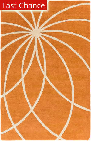 Rugstudio Sample Sale 73198R Carmine Area Rug