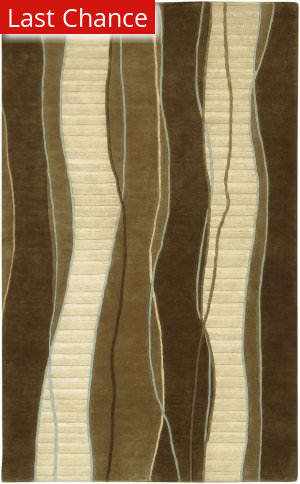 Rugstudio Sample Sale 20099R Brown Dark Area Rug