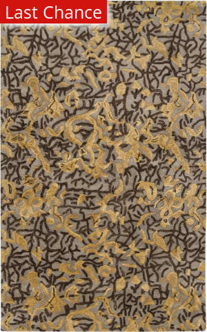 Rugstudio Sample Sale 57421R Pussywillow Gray Area Rug