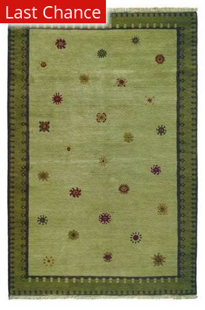 Rugstudio Sample Sale 136937R Sage Area Rug