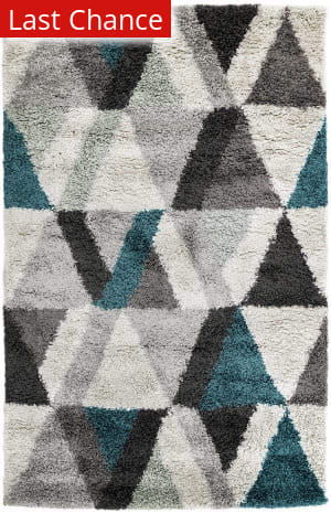 Rugstudio Sample Sale 199756R Blue Area Rug