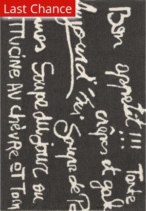 Rugstudio Sample Sale 189747R Slate Area Rug