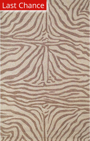 Rugstudio Sample Sale 190081R Brown Area Rug