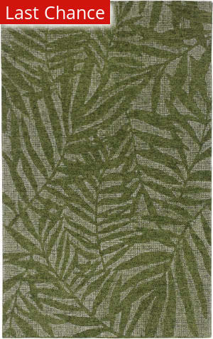 Rugstudio Sample Sale 190103R Green Area Rug