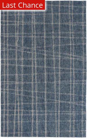 Rugstudio Sample Sale 190100R Blue Area Rug