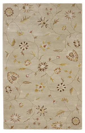 828 Ellington Collection EL11 Cream Area Rug