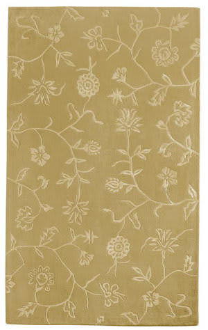 828 Ellington Collection EL15 Light Brown Area Rug