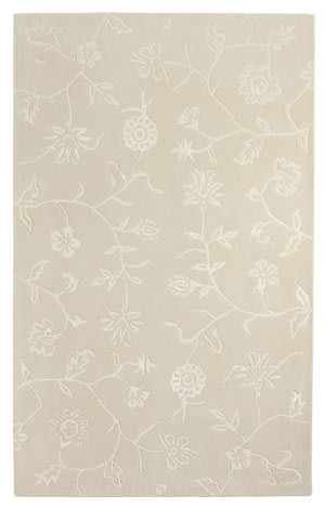 828 Ellington Collection EL16 Ivory Area Rug