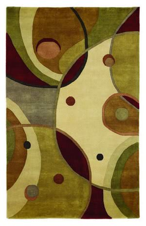 828 Himalayan H357 Red/Ivory Area Rug