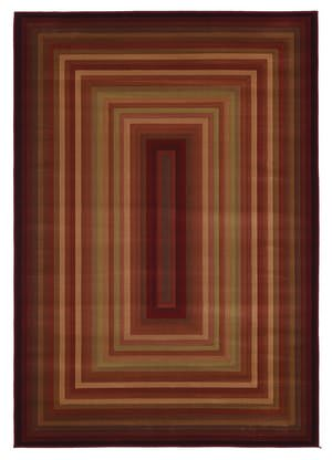 828 Laguna Collection LG01 Multi Area Rug