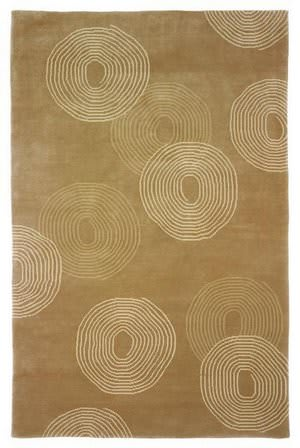 828 Tibetan Collection TIB93 Beige Area Rug