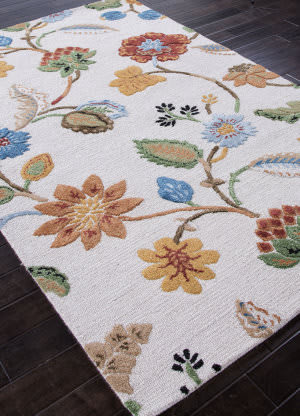 Addison And Banks Hand Tufted Abr0803 Antique White Area Rug