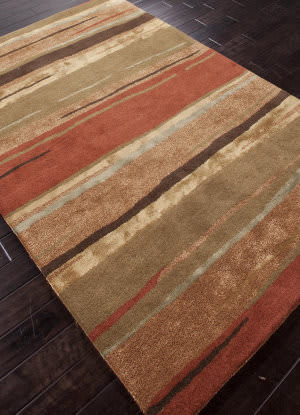Addison And Banks Hand Tufted Abr0121 Rust/Bronze Area Rug