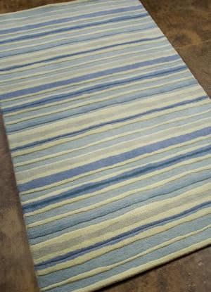Rugstudio Sample Sale 82147R Pastel Blue Area Rug