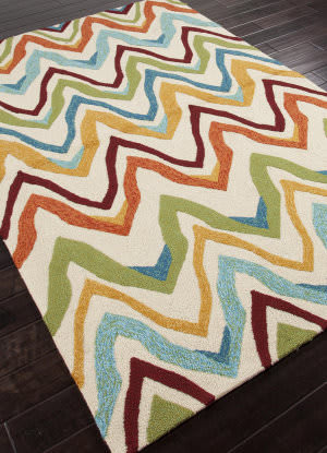 Addison And Banks Hand Hooked Abr0205 Dark Ivory Area Rug
