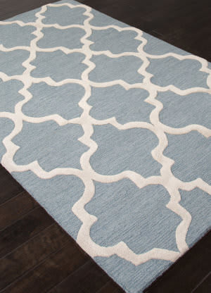 Addison And Banks Hand Tufted Abr0942 Aegean Blue Area Rug