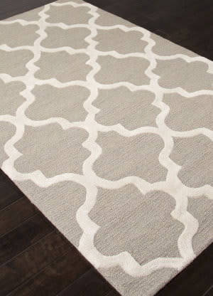 Addison And Banks Hand Tufted Abr0944 Medium Gray Area Rug