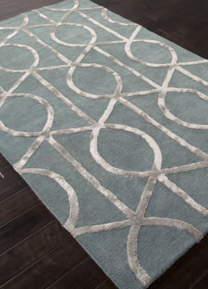 Addison And Banks Hand Tufted Abr0949 Seaside Blue Area Rug