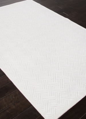 Addison And Banks Machine Made Abr0989 White Area Rug