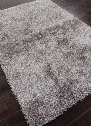 Addison And Banks Woven Shag Abr0343 Cool Gray Area Rug
