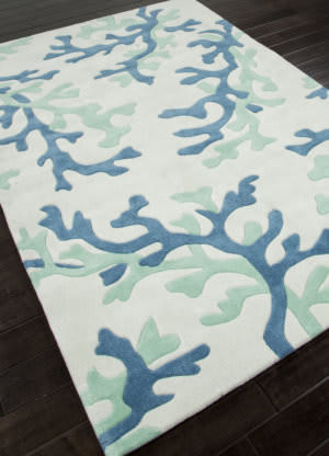 Addison And Banks Hand Tufted Abr1016 White Area Rug