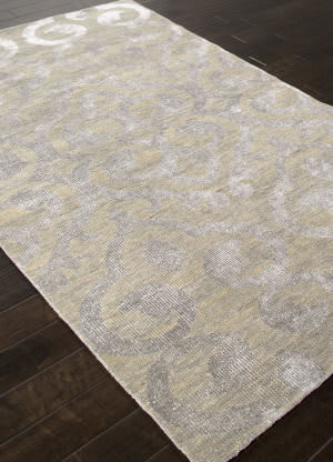Addison And Banks Hand Knotted Abr1091 Light Shale Outlet Area Rug
