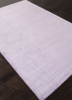 Addison And Banks Handloom Abr1158 Pastel Lilac Area Rug