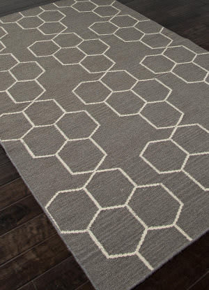 Addison And Banks Flat Weave Abr0451 Liquorice Area Rug