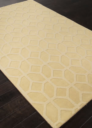 Addison And Banks Handloom Abr1272 Honeycomb Area Rug