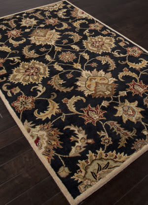 Addison And Banks Hand Tufted Abr1284 Ebony Area Rug