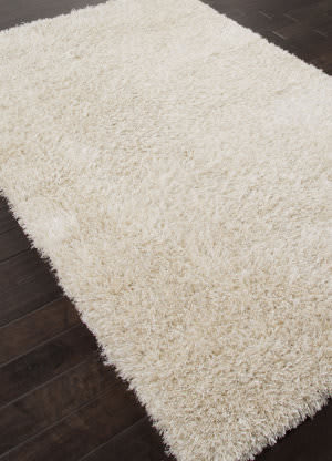 Addison And Banks Shag Abr1298 Bleached Linen Area Rug
